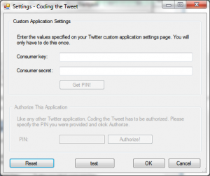 tweet twoo coding the tweet implemented